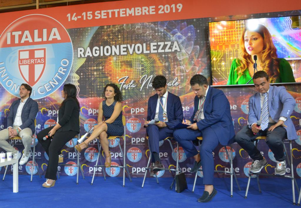 """I Giovani dell'Udc al Presidente Mattarella: """"Chiediamo il Suo intervento, Presidente, questa Politica è solo rissa da Bar!"""""""