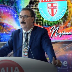Intervista al Responsabile Nazionale Enti Locali Decio Terrana sul coinvolgimento dell'Udc Italia nel prossimo Governo Draghi