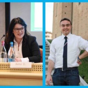 Udc Lombardia, Daniela Reho e Nicola Affronti sono i nuovi coordinatori Regionali dei Giovani