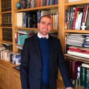 L'Avvocato Davide Cotroneo nuovo Coordinatore dei Giovani dell'Udc Italia per la Regione Lazio.