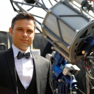 Sicilia, l'Astronomo Ricercatore Carmelo Falco è il nuovo Coordinatore dei Giovani per la Provincia di Agrigento